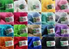 50g Super Soft Natural Smooth Bamboo Cotton Knitting Yarn Ball Cole 20Colors New