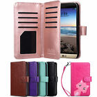 Luxury Magnetic Flip PU Leather Card Slots Cover Case Wallet For LG G5 2016 Gen