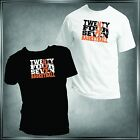 Basketball Twenty Four Seven (Player Jumping T-Shirt All Adult Sizes XS - 6XL_