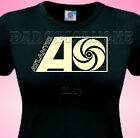 ATLANTIC RECORDs NEW Retro Northern Soul Ladies Cotton Uk SIZE 6 To 16 T Shirt