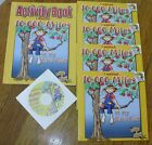 Johnny Appleseed tall tale Activity book audio on CD 4 student text lot Unit