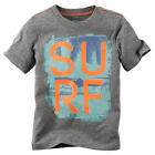 "Carter's Boys Grey ""SURF"" Short Sleeve T Shirt - Toddler"