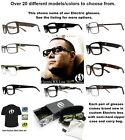 New Electric Rx Prescription Eyeglasses Frames Mens All Styles&Colors Ret$140
