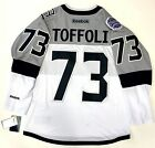 TYLER TOFFOLI LOS ANGELES KINGS 2015 STADIUM SERIES REEBOK PREMIER JERSEY