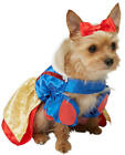 Snow White Dog Fancy Dress Disney Princess Pet Puppy Animal Costume Outfit New