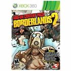 Borderlands 2: Add-On Content Pack (Xbox 360) – BRAND NEW UNOPENED