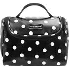 Jacki Design Polka Dot Insulated Lunch Bag (M) 4 Colors Travel Cooler NEW