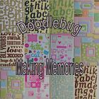 Doodlebug Designs Making Memories Scrapbooking Stickers Your Choice Love alpha+