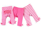 Mud Pie Baby HOT PINK PLAYGROUND SHORTIES 176125 Lil' Chick Collection