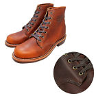 "Chippewa 1901M29 Men's 6"" Service Boots Vibram Made In USA"