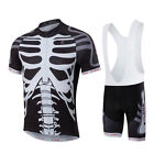 COOL New Cycling jerseys short sleeved Jersey set Bicycle bib short jersey set