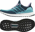 Adidas Ultra Boost Ladies Running Shoes - Green
