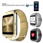 i95 Android 4.3 Smart Watch Xburst 1.2GHz 300MHz Dual Core Bluetooth 4.0 WIFI