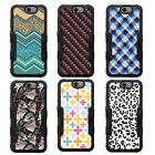 For Hydro View Reach NATURAL TUFF Hybrid Rubber Hard Case Black Black 7Colors