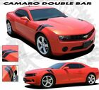 Hood Fender Hash Bar Stripes Decals * 3M Graphic for 2010-2015 Chevy Camaro