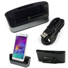 Data Sync Battery Charger Dock Con OTG para Samsung Galaxy Note 4 N910 Tide