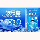 The new 12pcs Sex Condom Large particles spike Ice feeling Ice thermal thermal