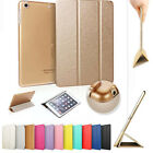 Smart Magnetic Leather Stand Case Cover for Apple iPad 2 3 4 5 6 Air Mini Pro