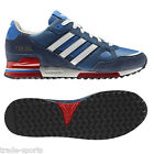 adidas ORIGINALS MENS ZX 750 UK SIZE 7 10 11 12 BLUE RUNNING TRAINERS SHOES