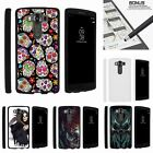 For LG V10| LG G4 Pro| Slim Fit Hard 2 Piece Case Grim Designs