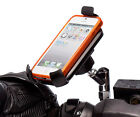 "Mirror Scooter Moped Mount with 1"" Ball + One Holder for Apple iPhone 5 5c 5s SE"
