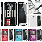 For Motorola Droid Turbo 2| Kinzie| X-Force| Slim Fit Hard 2 Piece Case Gaming