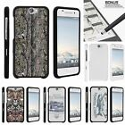 For HTC Aero| One A9| Slim Fit Hard 2 Piece Case Fishing