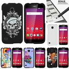 For Huawei Union| Slim Fit Hard 2 Piece Case Black