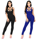 Womens Backless mesh Bandage Bodycon Evening Sexy Mini Party Cocktail Dress