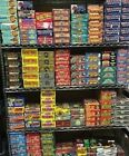 NFL Sport Cards in Unopened Packs Assorted Years and Brands 100 to 10,000 Cards