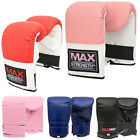 MMA Boxing Gloves Sparring Muay Thai Kick Gym Training Punching Punch Bag Mitts