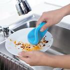 New Silicone Kitchen Cleaning Washing Brush Reusable Cleaner Dishcloth Tools LA