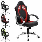 Nitro Gaming Racing Sports Car Seat Swivel Home Office Desk Bucket Chair