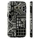 Steampunk FACTORY ONE CASE Steel Version for Samsung Galaxy S5 S6 Mobile Phone