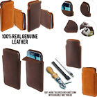 For Samsung Galaxy S6 Edge G925 Sleeve Genuine Leather POUCH Case Cover +Pen