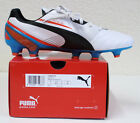 Puma football shoes, King SL  FG - White - new with box - 102667 03