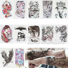DIY Sexy Temporary Tattoo Stickers Tattoos Arm Fake Transfer Spray Waterproof