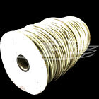 3mm x 150m BEIGE BUNGEE ELASTIC ROPE - SHOCK CORD - FULL ROLL * SPECIAL OFFER *