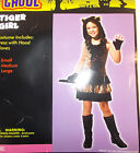 Tiger Girl Child Costume Dress S M L NWT