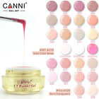CANNI 10 Colors Semi Transparent Camouflage Jelly UV Builder Gel Extend Nail Tip