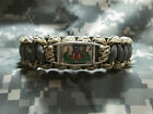 U.S. Military Explosive Ordnance Disposal MASTER EOD BADGE Paracord Bracelet