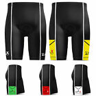 Mens Cycling Shorts Cycle Bicycle Sport Tights Shorts Cool Max Anti-Bac Padding
