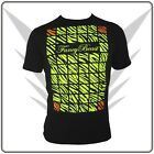 FancyBeast Clubwear T-Shirt in Schwarz - mit coolen Neon Prints