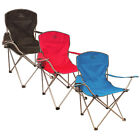 Highlander Traquair Folding Camping Outdoor Festival Garden Chair