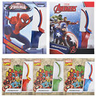 Marvel Comics Official Headphones Padded Avengers Spiderman Adjustable Headband