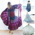 2016 Hot Women Indian Mandala Round Roundie Beach Boho Gypsy Bikini Cover Scarf
