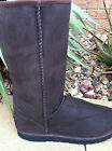 UGG BOOT MEN   PULL ON STYLE LIMITED SIZES IN STOCK CHOCOLATE  OLD JOHNNY UGG
