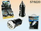 Universal USB Adapter For Car Socket Charger - 2 Different Colours