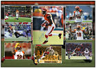 A.J. GREEN CINCINATTI BENGALS SIGNED NFL MATTED PHOTOGRAPH