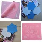 Silicone Fibreglass Rolling Dough Pad Pastry Bakeware Silpat Liner Baking Mat UP